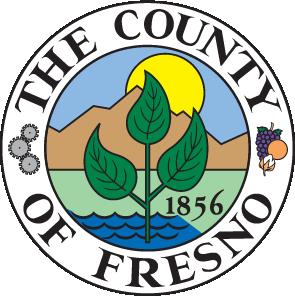 fresno county logo